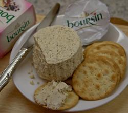 How To Eat Boursin Cheese